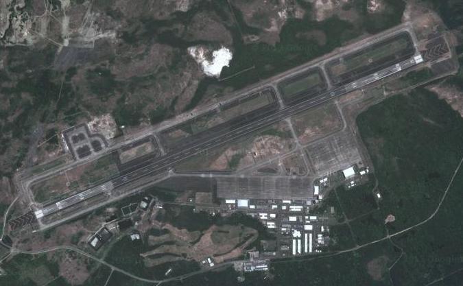 硫黄島飛行場:空港探索・3:So-...
